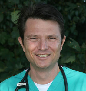 Laurent Garosi, Teleneurology Clinical Director